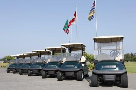 Loomis Trail Golf Club: 4342 Loomis Trail Rd, Blaine, WA