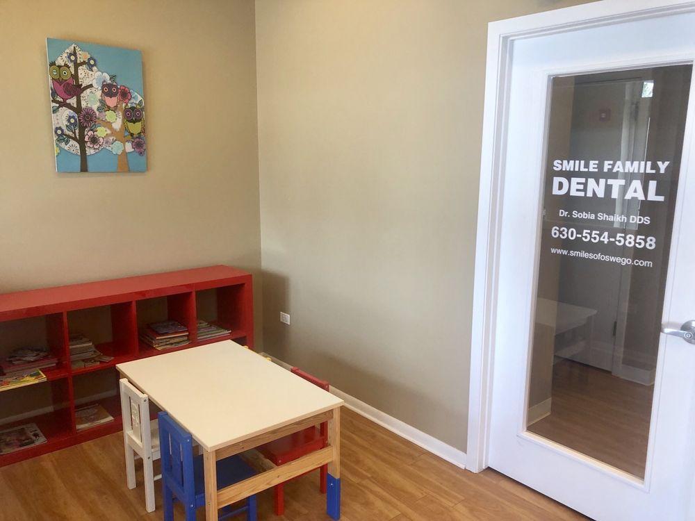 Smile Family Dental: 1768 Douglas Rd, Oswego, IL