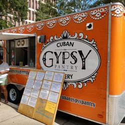 Gypsy Food Truck Charleston