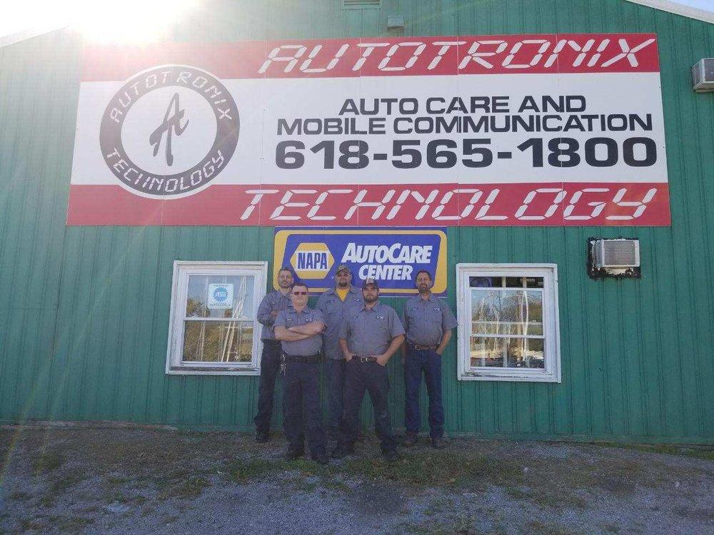 Autotronix: 110 S 6th St, Murphysboro, IL