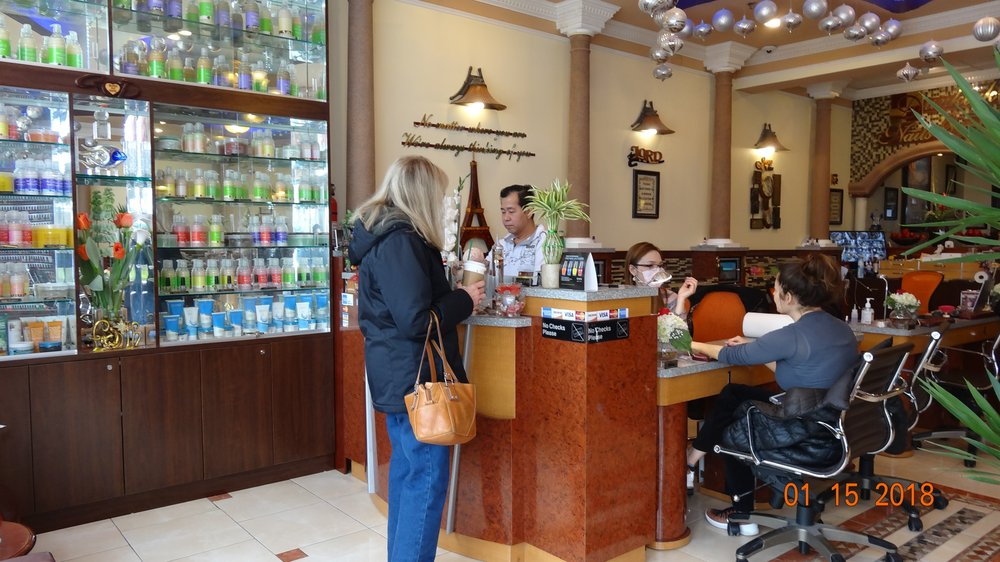 Dunkirk nails day spa 86 photos 27 reviews spa for Salon dunkerque