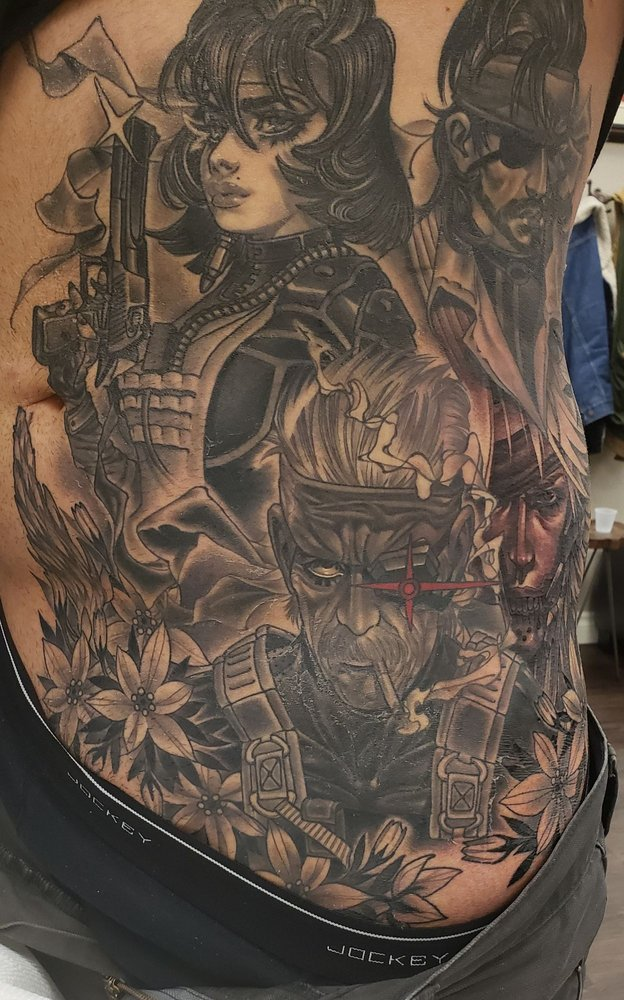 Firma Tattoo: 3691 Via Mercado, La Mesa, CA