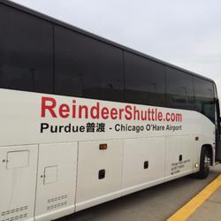 Reindeer Shuttle 12 Reviews Airport Shuttles West