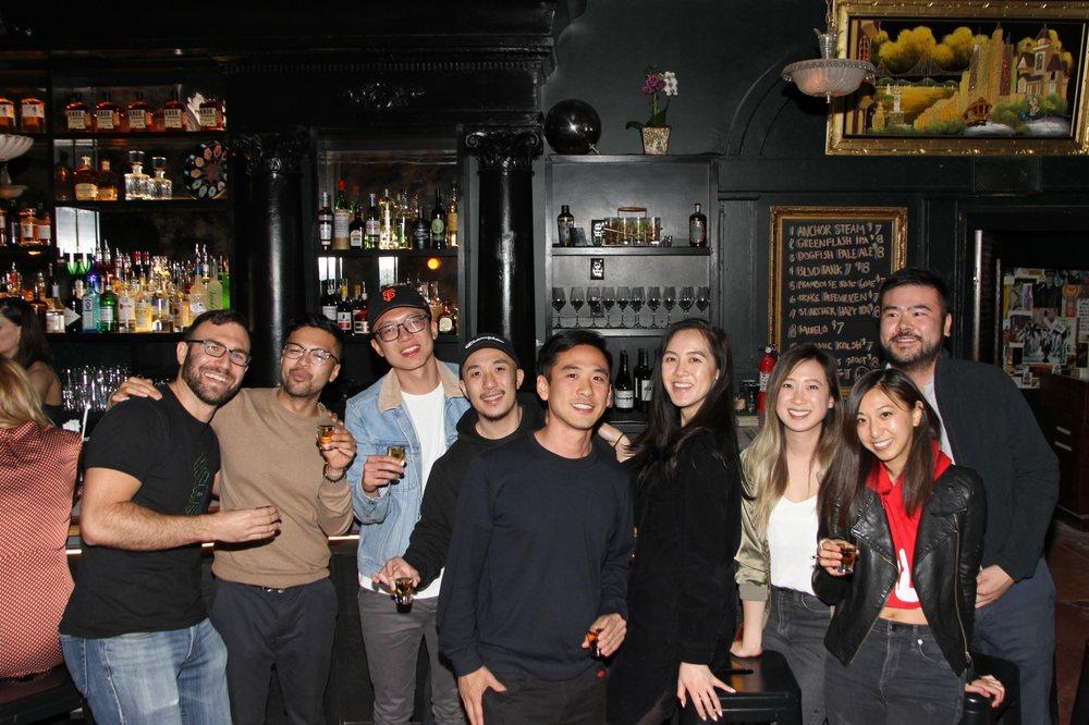 The Valencia Room: 647 Valencia St, San Francisco, CA