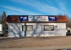 Cooper Drive In: 1103 Rollin Ave SE, Cooperstown, ND