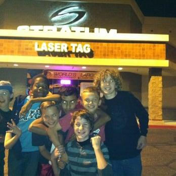 Photo Of Stratum Laser Tag Mesa Az United States