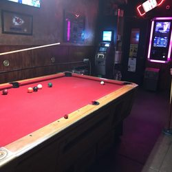 Photo Of Daveu0027s Stagecoach   Kansas City, MO, United States. Pool Table And