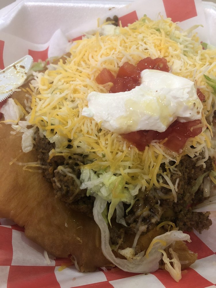 Frybread Mama's: 2700 State St, Bismarck, ND