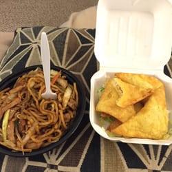 american food Asian