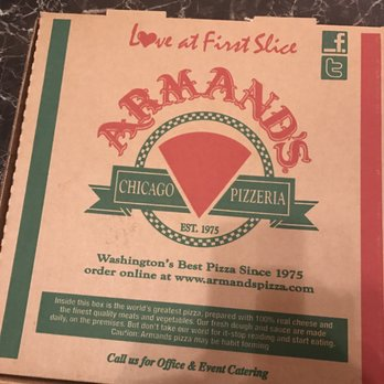 armands pizza olney