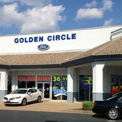 golden circle ford lincoln 16 photos auto parts supplies 1432 hwy 45 bypass jackson tn. Black Bedroom Furniture Sets. Home Design Ideas