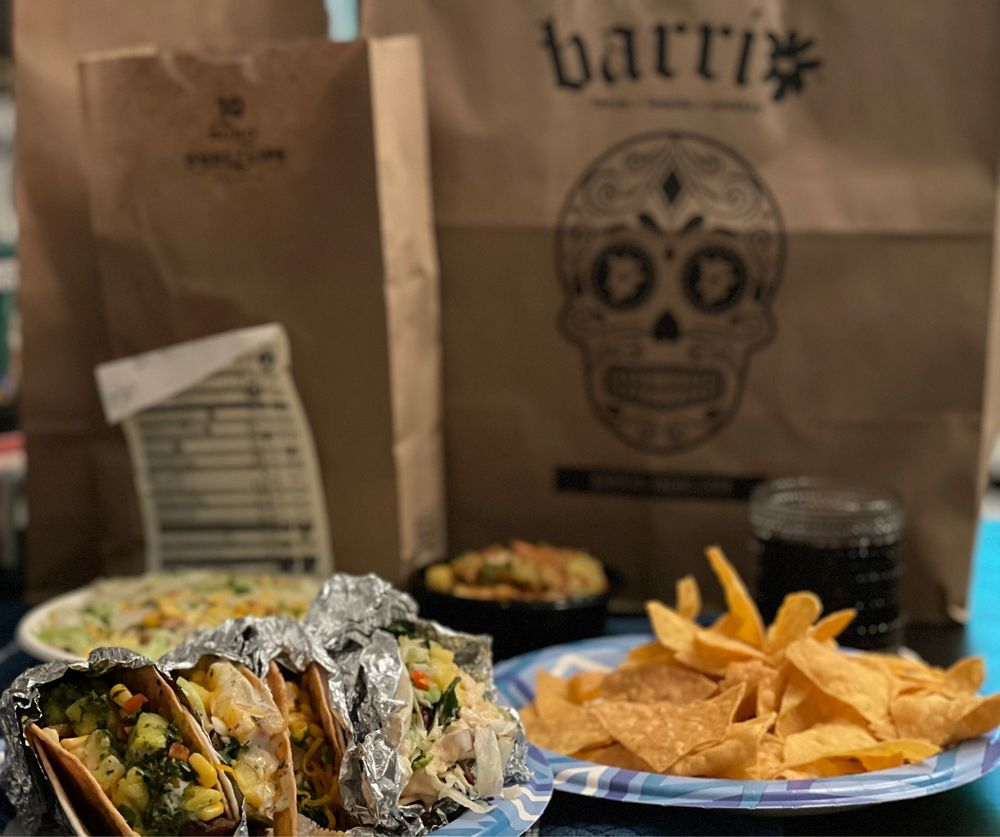 Barrio Tacos: 1416 W 5th Ave, Columbus, OH