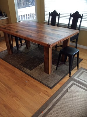 Beautiful Photo Of Beyond Tables   Littleton, CO, United States. Reclaimed Wood Table