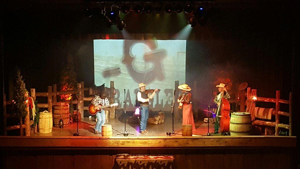 The Redstone Theater: 29 W Center St, Kanab, UT