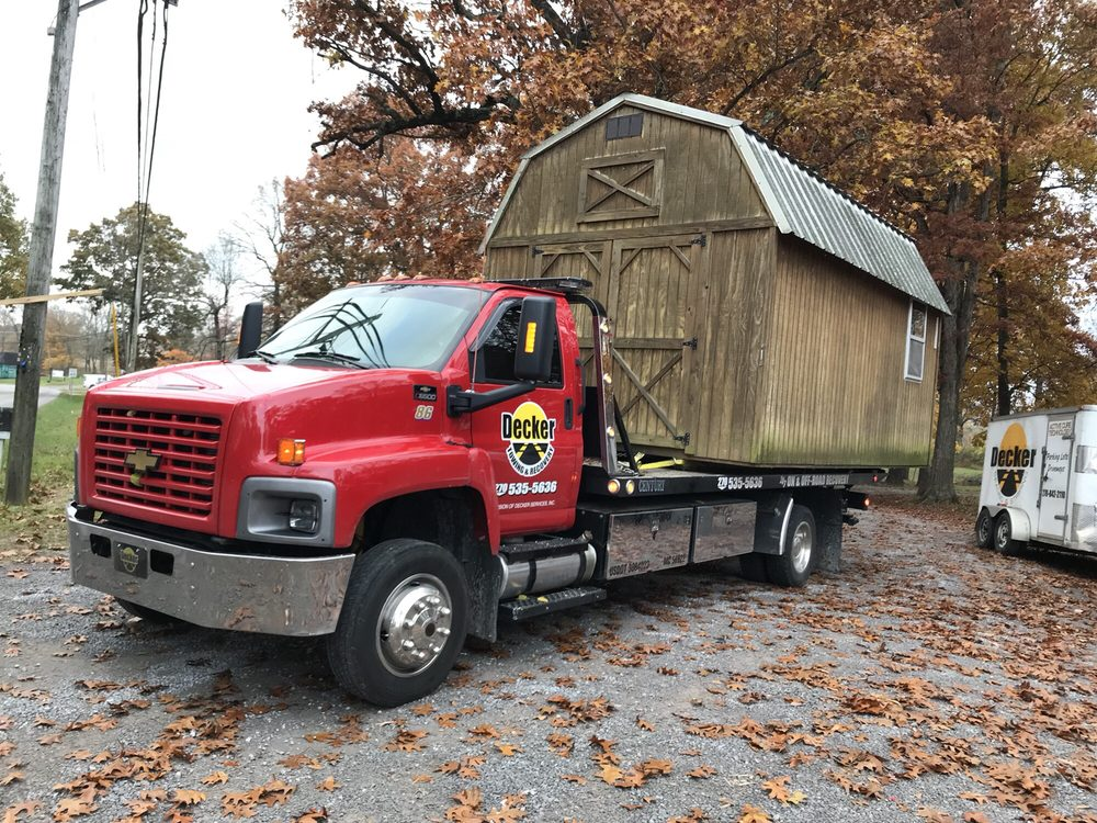 Decker Towing and Recovery: 927 Payne St, Bowling Green, KY