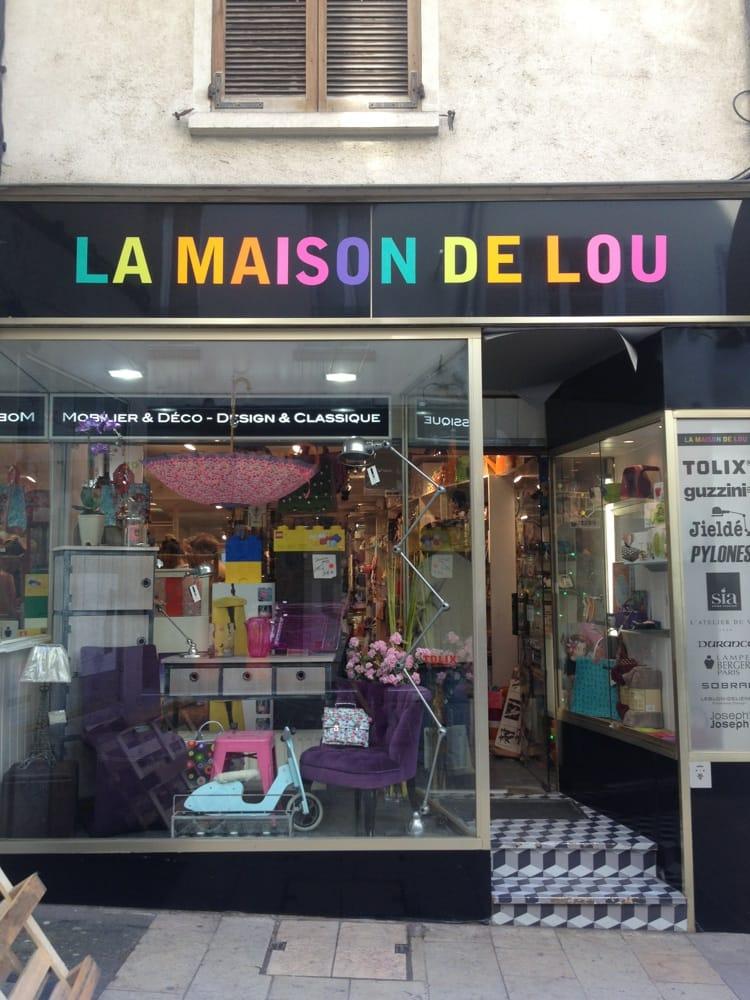 La maison de lou shopping 26 rue des march s lagny - La maison du danemark boutique ...