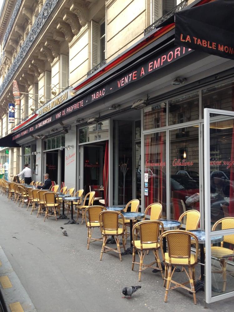 La table monceau tobacconists 3 rue phalsbourg - La cuisine de julie france 3 ...