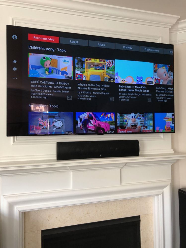 Smart TV Installation of Atlanta