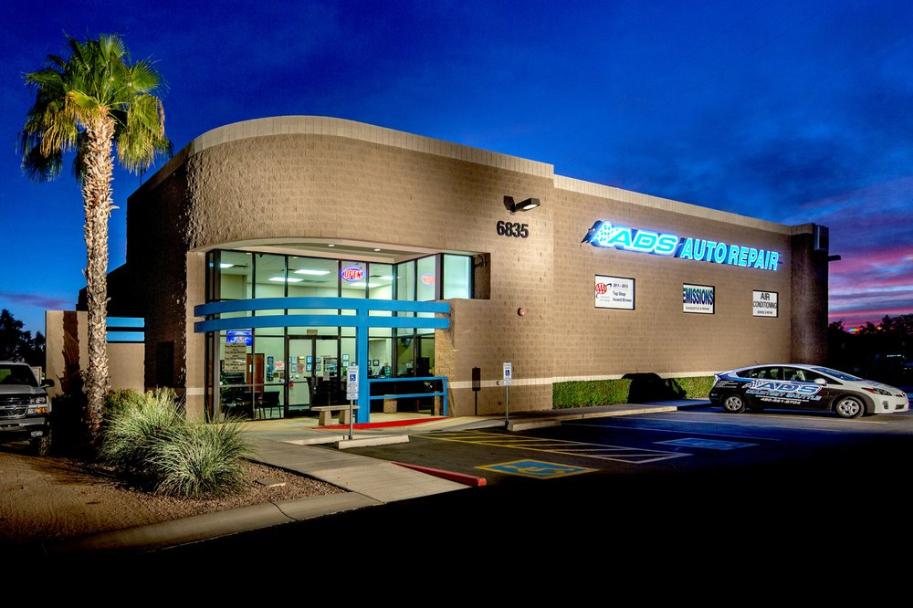 Automotive Diagnostic Specialties: 6835 W Chandler Blvd, Chandler, AZ
