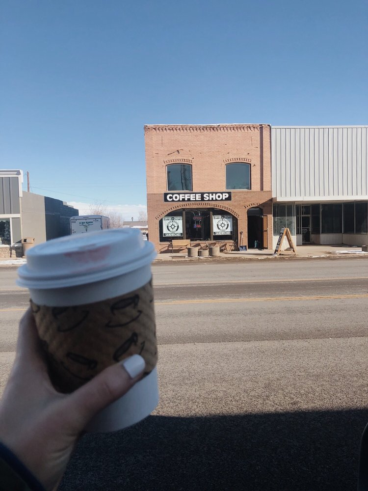 Greenhouse Coffee: 58 Main St, Roosevelt, UT