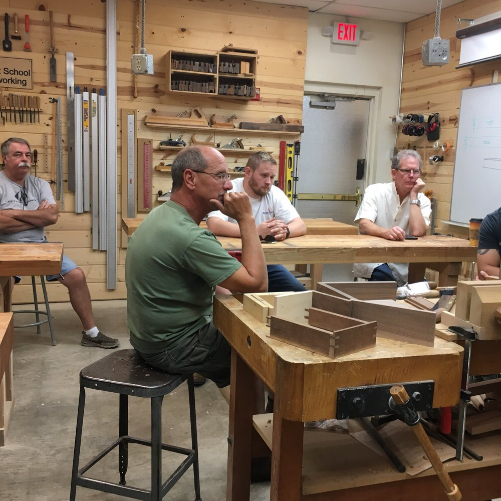 Southwest School of Woodworking: 621 N 7th Ave, Phoenix, AZ
