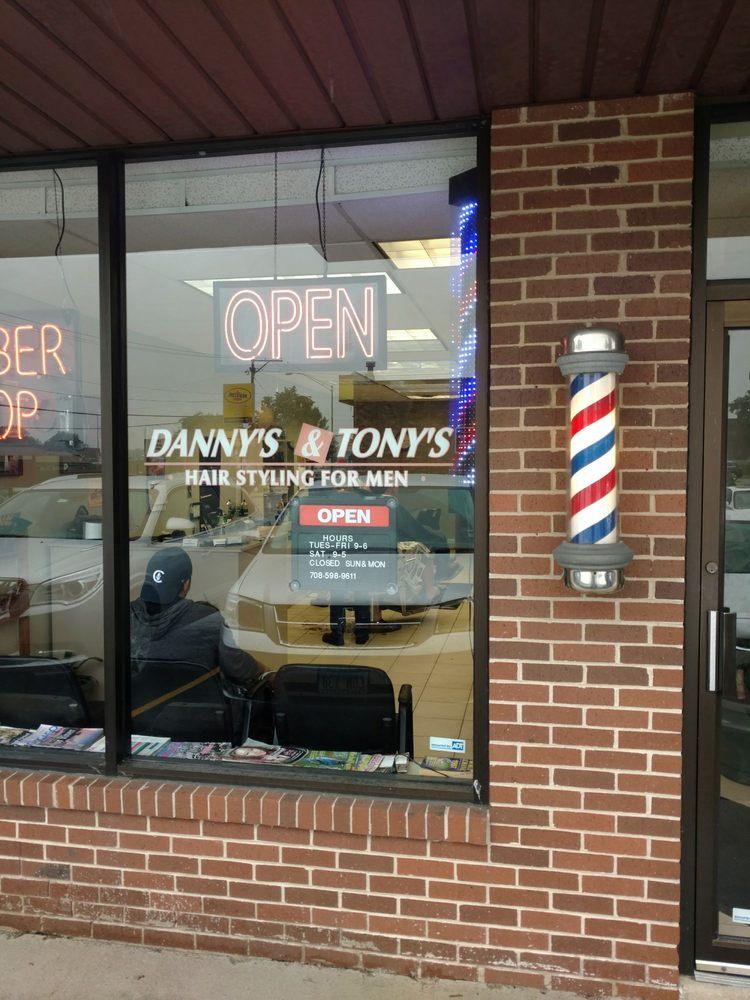 Danny's Barber Shop: 9736 S Roberts Rd, Palos Hills, IL