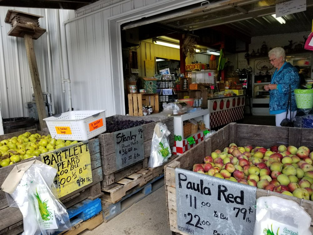 Nelson's Farm Market: 469 W 112th St, Grant, MI