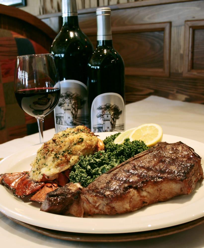 Charley S Steak House Seafood Westshore Tampa Fl