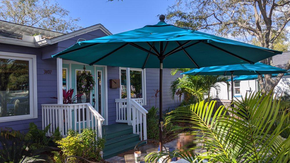 GulfPerk Coffee Bar: 3107 Beach Blvd S, Gulfport, FL