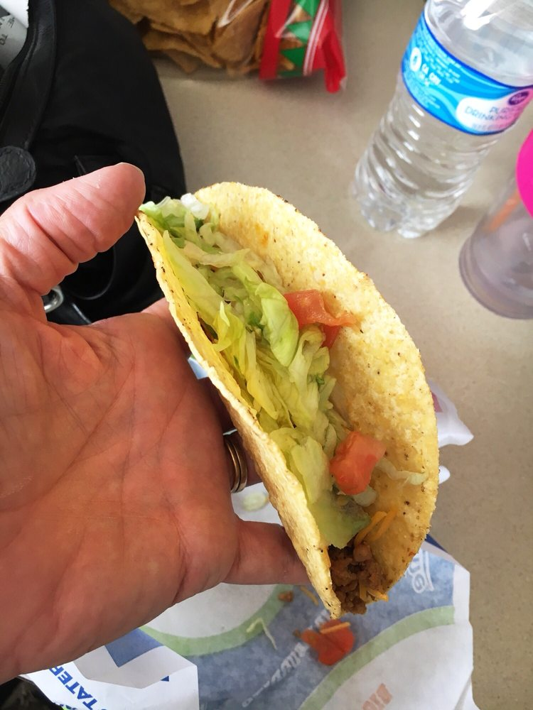 Taco Time: 2301 Main St, Sweet Home, OR