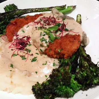 Photo Of Modern Love Omaha Ne United States Vegan Pork Cutlet W