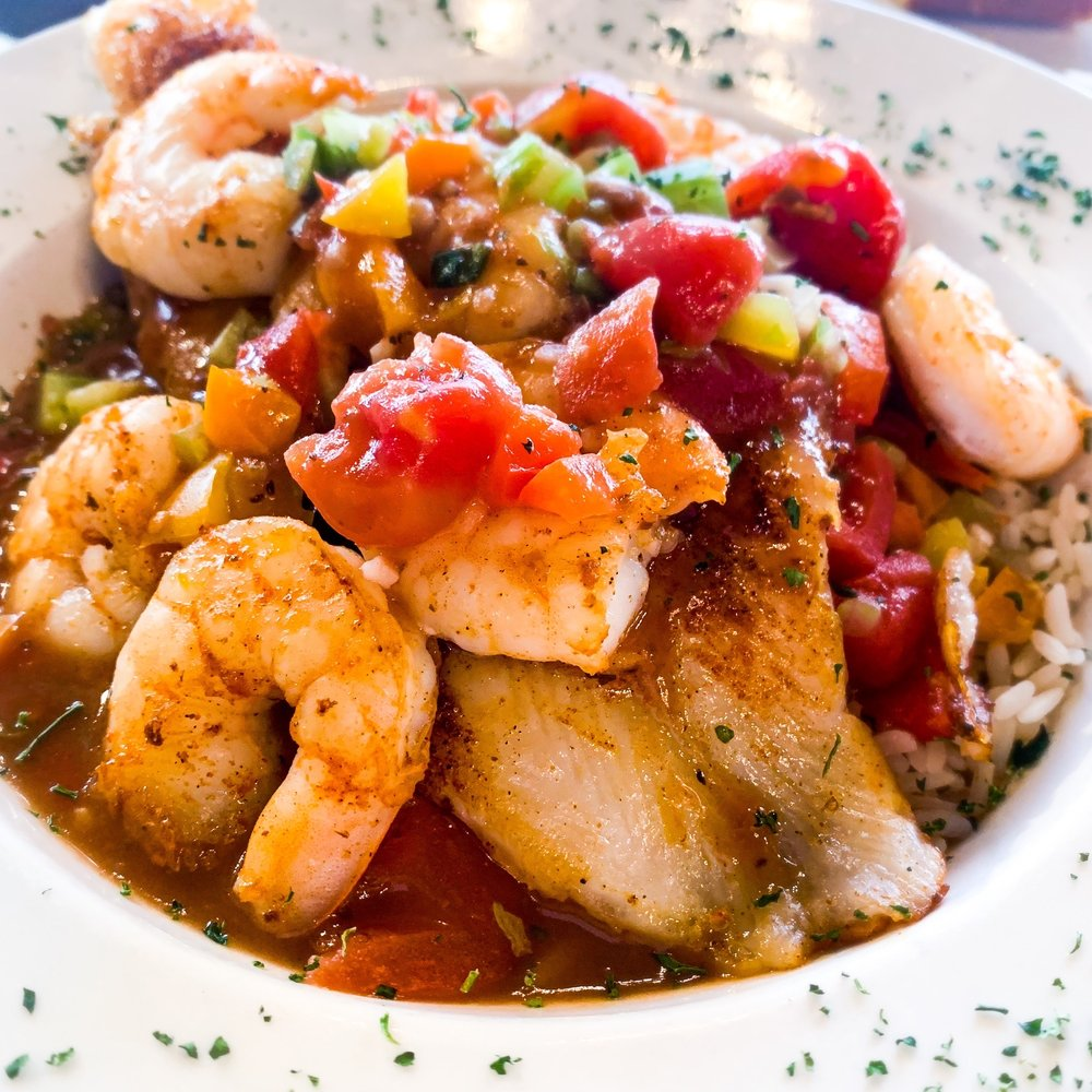 Bistro Orleans: 11528 E 15 Mile Rd, Sterling Heights, MI