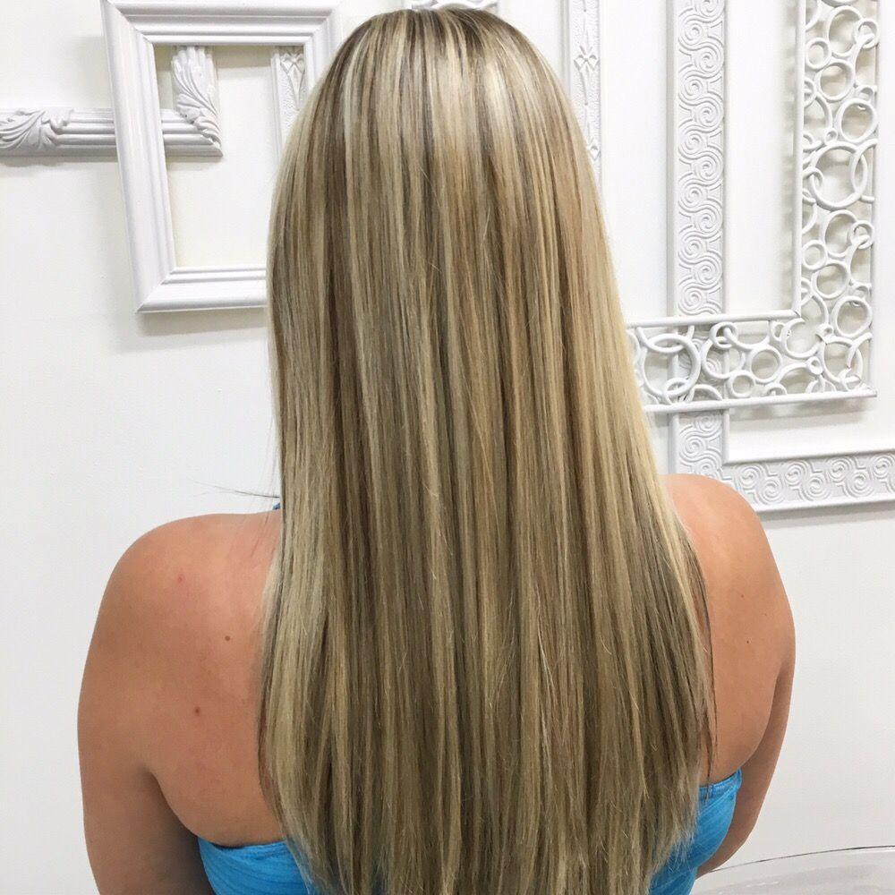 Hair Color Highlightslowlights Yelp