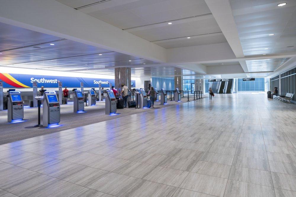 Tampa International Airport: 4100 George J Bean Pkwy, Tampa, FL