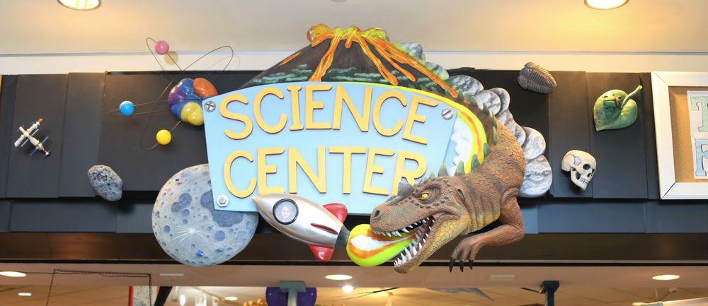 Science Center: 1237 E Main St, Carbondale, IL