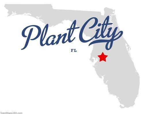 Plant City Florida Map.Ron John S Property Management 1701 James L Redman Pkwy Plant City