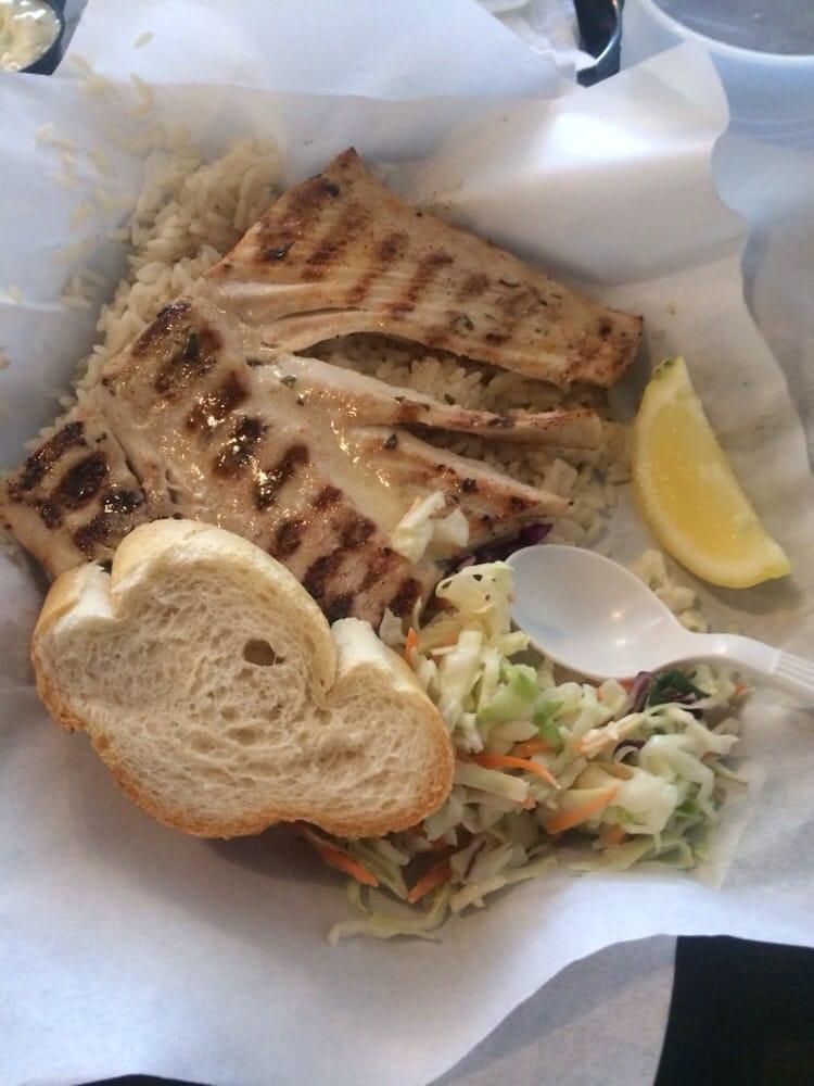 Grilled mahi mahi yelp for California fish grill gardena ca