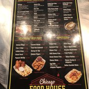 At First Photo Of Chicago Food House Las Vegas Nv United States