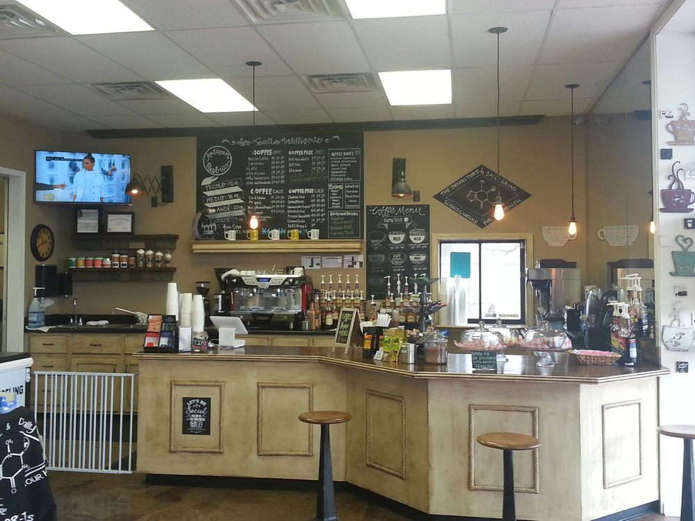 The Drugstore and Daily Grind Coffee Shop: 19 Co Rd 4114, Pittsburg, TX