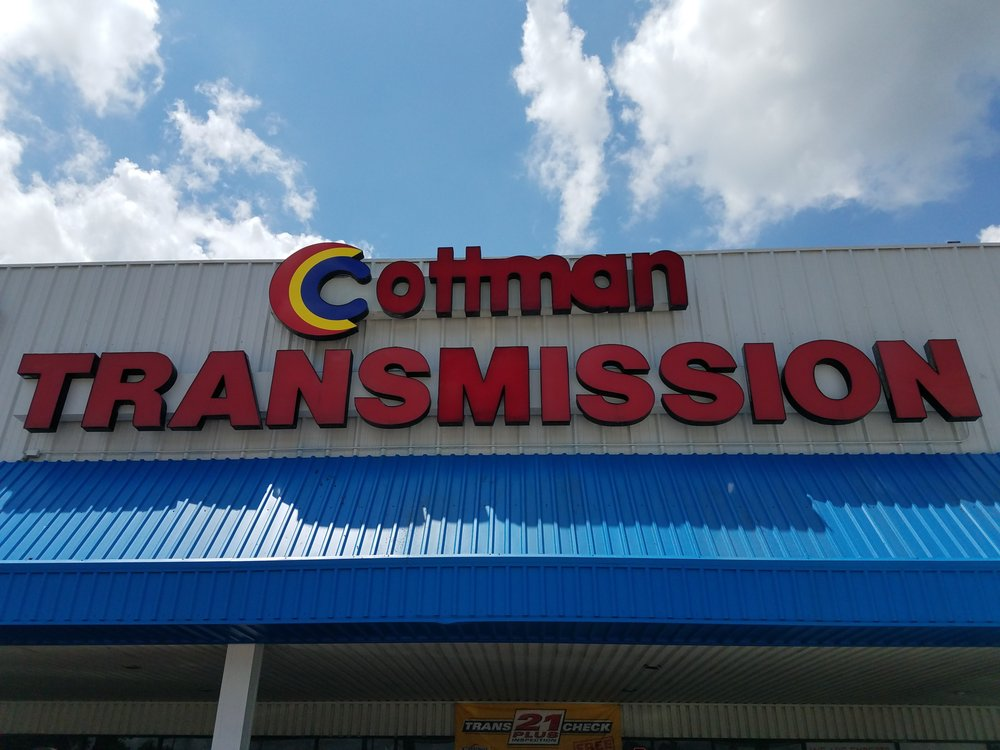 Cottman Transmission and Total Auto Care: 705 Sawdust Road, The Woodlands, TX