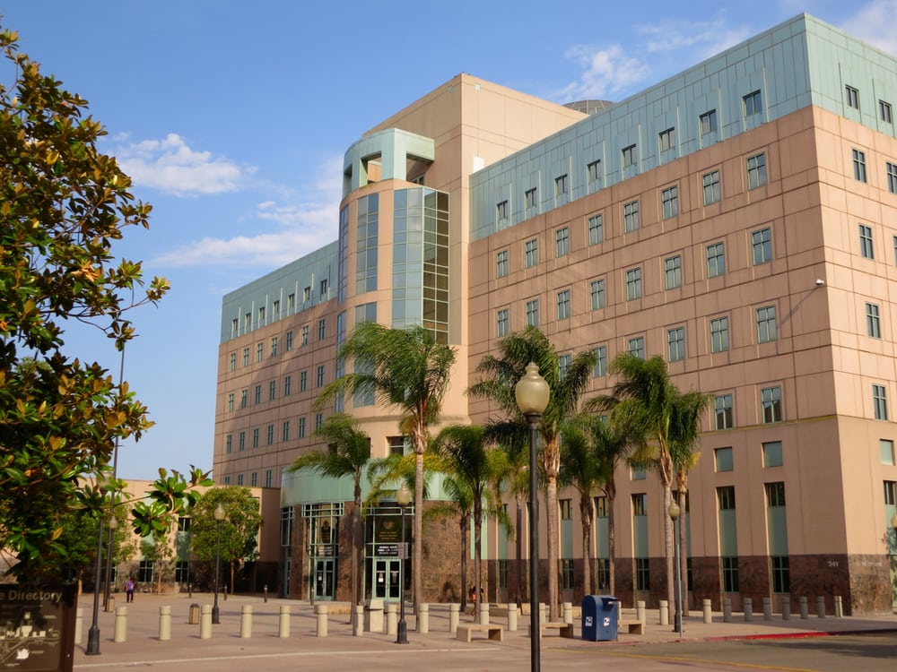 Orange county superior court lamoreaux justice center 341 - Maison d architecte orange county californie ...