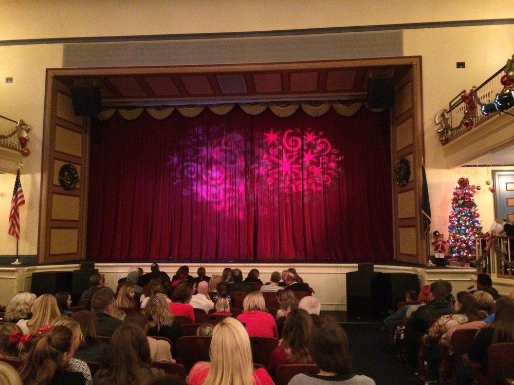 Newberry Opera House: 1201 McKibben St, Newberry, SC