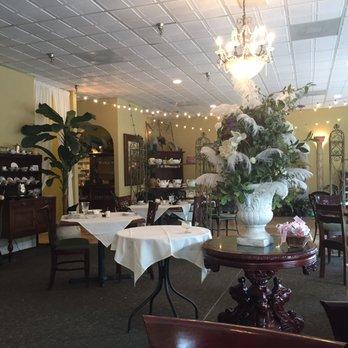 Tea Room In Carrollwood