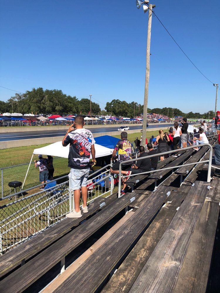 Orlando Speed World Dragstrip: 19164 E Colonial Dr, Orlando, FL