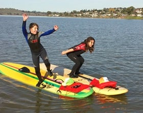 Benicia Kite and Paddle Sports: 12TH Street Park, Benicia, CA