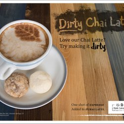 Photo Of Dreamcatchers Colorado Springs Co United States Dirty Chai Latte
