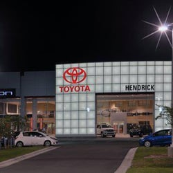 Our New Facility Photo Of Hendrick Toyota Wilmington   Wilmington, NC,  United States. Our Beautiful New