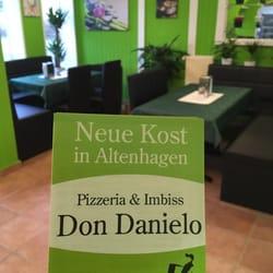 Don Danielo Pizza Kafka Str 42 Bielefeld Nordrhein Westfalen