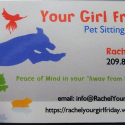 your girl friday 11 photos 44 reviews pet sitting tracy ca