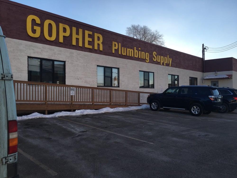 Gopher Plumbing Supply